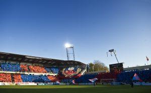 111023 Fotboll, allsvenskan, Helsingborg: Fans, supporter, publik, ŒskŒdare, lŠktare, Olympia © BildbyrŒn - 63892